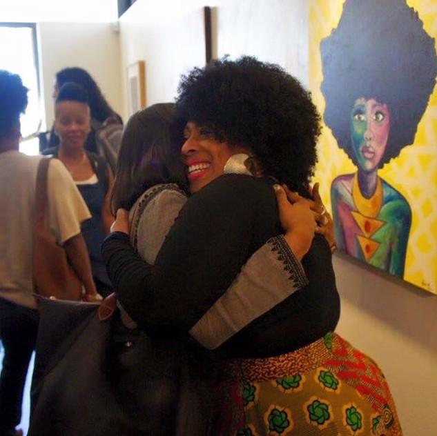Hugs from my beautiful friend.