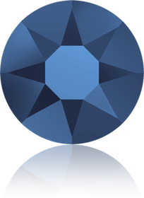 2078-Crystal Metallic Blue