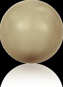 5810-Crystal Vintage Gold Pearl