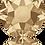 Thumbnail: 2078-Crystal Golden Shadow