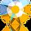 Thumbnail: 2088-Light Topaz Shimmer