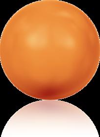 5810-Crystal Neon Orange Pearl