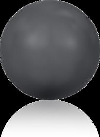 5817-Crystal Dark Grey Pearl