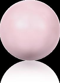 5817-Crystal Pastel Rose Pearl