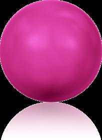5810-Crystal Neon Pink Pearl