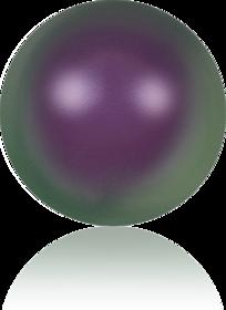 5810-Crystal Iridescent Purple Pearl