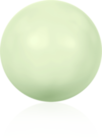 5810-Crystal Pastel Green Pearl