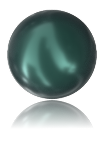 5810-Crystal Iridescent Tahiti Look Pearl