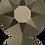 Thumbnail: 2078-Crystal Metallic Light Gold