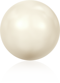 5817-Crystal Creamrose Light Pearl