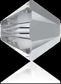 Crystal Comet Argent