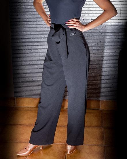VERONICA - Pantalon taille haute