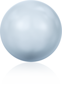 5810-Crystal Light Blue Pearl