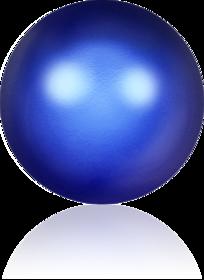 5817-Crystal Iridescent Dark Blue Pearl