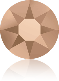 2078-Crystal Rose Gold