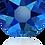 Thumbnail: 2078-Cobalt Shimmer