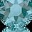 Thumbnail: 2078-Blue Zircon Satin