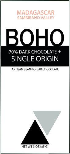 Madagascar Single Origin 70% Chocolate