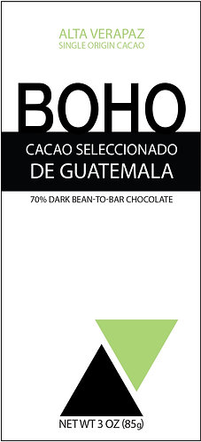 Guatemala Single Origin 70% Chocolate
