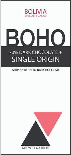 Bolivia Single Origin 70% Chocolate