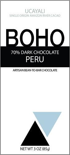 Peru Single Origin 70% Chocolate