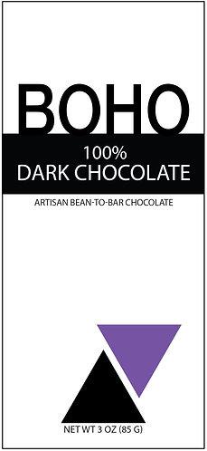 100% Dark Chocolate