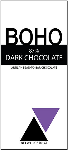 87% Dark Chocolate
