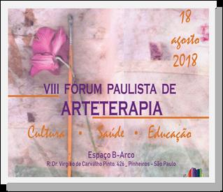 VIII Fórum Paulista de Arteterapia