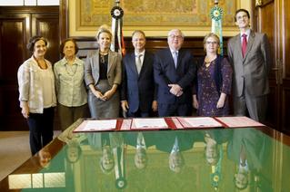 TJSP e Instituto Sedes Sapientiae firmam parceria para atender crianças e adolescentes abrigados