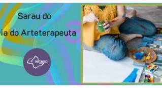 Sarau Dia do Arteterapeuta da AATESP