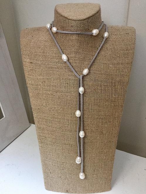 grey pearl wrap