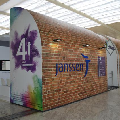 Stelara Janssen - Congreso AEDV 2017 en Madrid