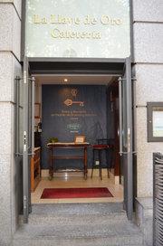 Café Baqué - La llave de oro