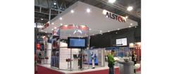 Stand Alstom en la Feria BCN Rail 2007