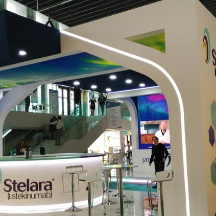 Stelara Janssen - Congreso AEDV 2018 en Palma de Mallorca