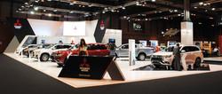 Stand Mitsubishi en la Feria Madrid Auto 2016