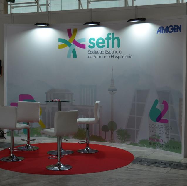 Congresos SEFH 2017, 2018 y 2019