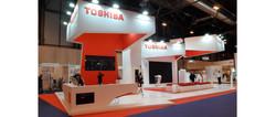 Stand TOSHIBA en la Feria Climatización y Refrigeración Madrid 2019