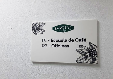 Café Baqué - Nave Madrid