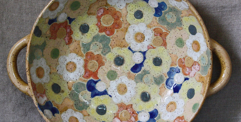Cosmos Series Platter 3 *imperfection*