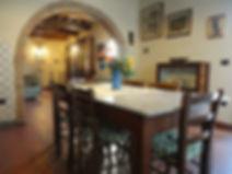Cucina app.to La Quercia - Agriturismo Bramasole