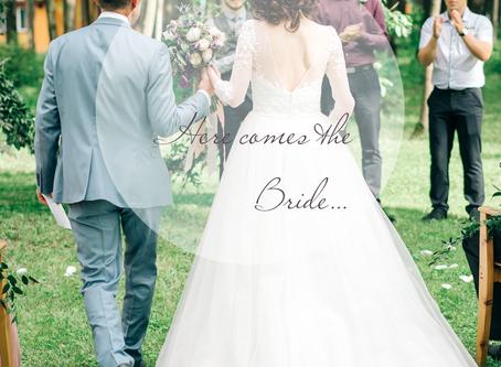 Самые трогательные песни для выхода невесты