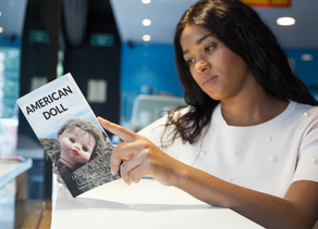 Book of the Month: October 2019 - American Doll by James Lawless