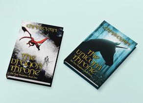 Series Review: The Four Kingdoms Series by Chrys Cymri
