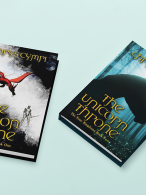 Series Review: The Four Kingdoms Series by Chrys Cymri
