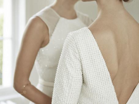 Charlotte Simpson - идеальное свадебное платье в духе минимализма