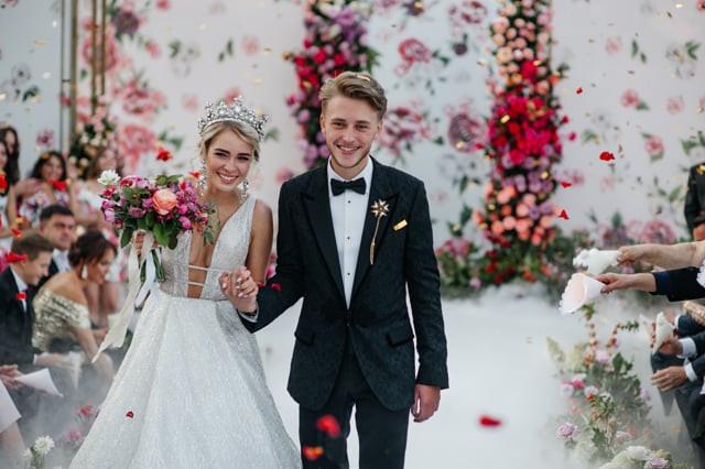 Свадьба Ани и Васи
