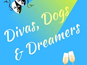 Book of the Month December 2020 - Divas, Dogs and Dreamers