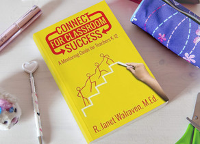 Book of the Month March 2020 - Connect for Classroom Success