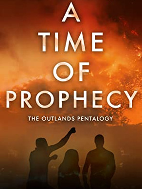 Book of the Month September 2019 - A Time of Prophecy